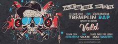 Tremplin Rap. Du 14 au 15 juin 2014 à niort.