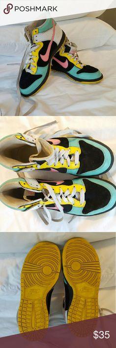 Women's Nike Dunk High 6.0 Pastel