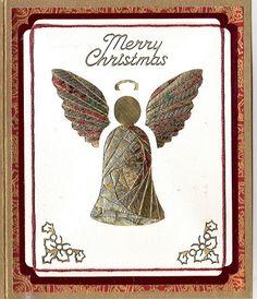 ANGEL CUTOUTS : Creations by Dedra, Iris Folding, Folding Supplies, Exclusive Cutout Designs