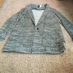Women's sweater blazer Never worn, women's sweater blazer H&M Jackets & Coats Blazers