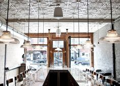 The 38 Essential Montreal Restaurants, Fall 2016 Restaurant Montreal, Montreal Quebec, Montreal Canada, Quebec City, Restaurant Bar, Montreal Food, Restaurant Design, Quebec Winter, Restaurants