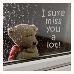 l want to say that i sure miss you a lot need you here with me ...