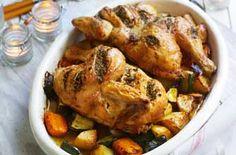 Gino D'Acampo's roasted chicken recipe - goodtoknow