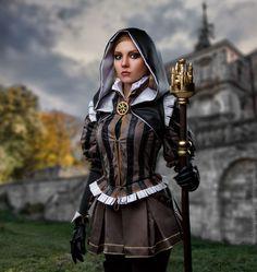 Cynthia Witcher cosplay - GrellkaLOLI(Grellka-LOLI) Cynthia Cosplay Photo - WorldCosplay