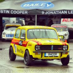 McCain oven chips clubman replica from Jonathan Lewis
