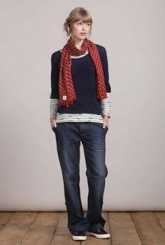 Tudor Tee | Tops & Tees | Clothing | Seasalt Women's Clothing