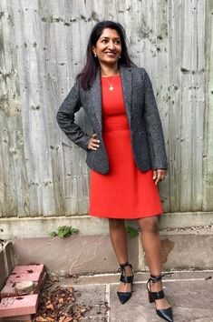 6 petite outfit dilemmas... solved! -Bomb Petite Petite Fashion Tips, Petite Outfits, Dress For Short Women, High Neck Dress, Dresses, Petite Clothes, Turtleneck Dress, Vestidos, The Dress