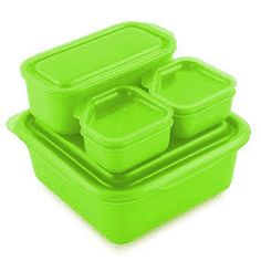 Goodbyn Goodbyn Portions-on-the-Go Groen - Kudzu eco webshop
