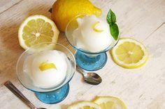 Sorbet citron au Thermomix - Cookomix