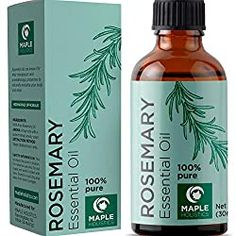 Pure Rosemary Essential Oil for Therapeutic Aromatherapy Stimulating Scalp Treatment for Healthy Hair Growth Anti Aging Antioxidant Ancient Beauty Elixir Natural Skin Care for Acne and Wrinkles Essential Oils For Hair, Tea Tree Essential Oil, Lemon Essential Oils, Natural Beauty Tips, Natural Skin Care, Natural Oil, Rosemary Oil For Hair, Beauty Elixir, Home Remedies For Hair