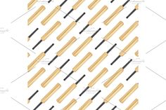 Cricket sport seamless pattern. Cricket bats on white background. Endless texture can be used for wrapper, cover, package, pattern fills, surface textures. Cricket Sport, Your Design, Carving, Geometric Patterns, This Or That Questions, Bats, Surface, Texture, Videos