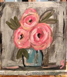 Paintings I Love, Art Graphique, Art Plastique, Acrylic Art, Painting Inspiration, Diy Art, Flower Art, Painting & Drawing, Watercolor Paintings