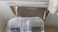Ar condicionado by Gilson Eletricista: Review: Um ar condicionado de Janela pode ficar só...