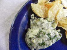 Yates Yummies: John Purdue Room Spinach Dip - best recipe ever!
