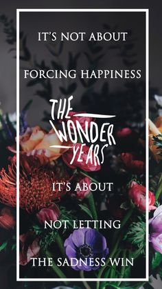 Local Man Ruins Everything // The Wonder Years