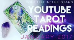 Have you checked out your W.I.T.S. video Tarot Reading for January yet?  Click the link in my bio to watch yours! Be sure to listen to your Sun Moon and Rising signs too!   #writteninthestars #wits #tarotscopes  #aries #taurus #gemini #cancer #leo #virgo #libra #scorpio #sagittarius #capricorn #aquarius #pisces #horoscope #horoscopes #fullmoon #astrology #witchy #soulpreneur #zodiac #witchywednesday #magick #girlboss #girlbossmagic #magicalgirls #sunsign #moonsign #risingsign