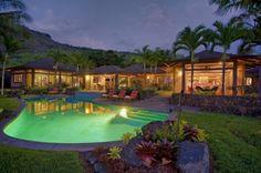 Kealakekua Bay - tropical - exterior - hawaii - Dinmore & Cisco Architects, Inc.