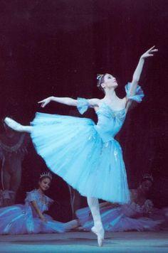 """Svetlana Zakharova as Aspicia in """"The Pharaoh's Daughter"""" (Bolshoi Ballet)"""