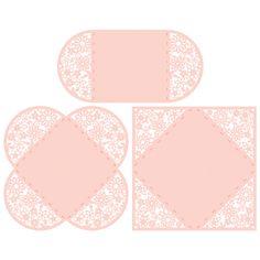 Flower Envelopes