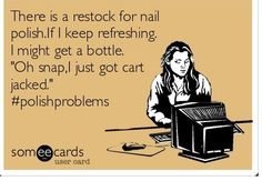 #polishproblems #lovenailpolish