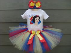 Hey, I found this really awesome Etsy listing at https://www.etsy.com/listing/168318448/custom-tutussnow-white-inspired-tutu