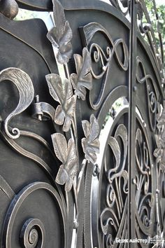 Forged gates