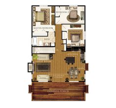 Beaver Homes and Cottages   Lodgepole   House Plans   Pinterest    Baywood II Floor Plan  beds  bath   basement  sqf  Needs garage