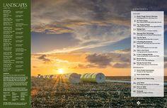 FCBT Landscapes Magazine - Winter 2014 on Behance