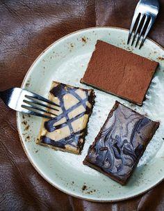 Gâteau cru aux noix de pécan pour 8 personnes - Recettes Elle à Table