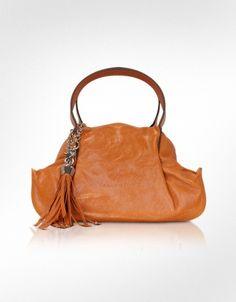 Coccinelle Esma- Small Leather Satchel Bag