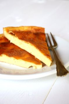 Galatopita -Milk Pie - Cookmegreek, Authentic Greek recipes really greek Greek Sweets, Greek Desserts, Just Desserts, Cypriot Food, Greek Dinners, Greece Food, Biscuits, Greek Cooking, Mediterranean Recipes