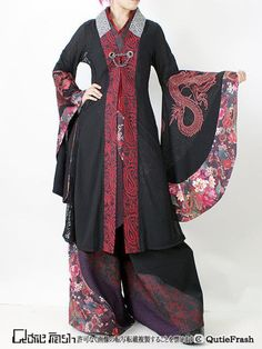 Steampunk and Junk Earth people clothes Asian Steampunk, Mode Steampunk, Steampunk Costume, Steampunk Fashion, Gothic Fashion, Alternative Mode, Alternative Fashion, Fantasy Costumes, Cosplay Costumes