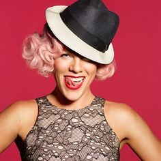 Pink, 'The Truth About Love' can't wait to see her in concert!!