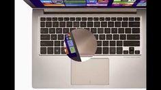 ASUS Zenbook UX303LN-DB71T 13.3 Quad-HD Display Touchscreen Laptop