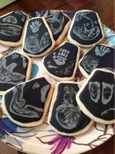 a little leaven: Ultrasound cookies, take 2