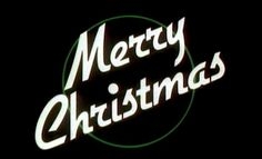 TOTP'S Christmas Special 1970's, looked forward to this on Christmas Day!