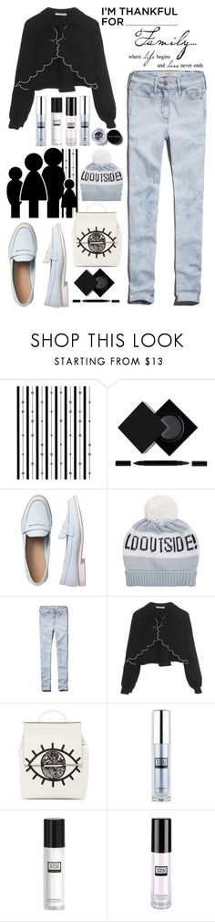 """""""I'm Thankful For"""" by emcf3548 ❤ liked on Polyvore featuring Camp, Serge Lutens, Gap, Wildfox, Abercrombie & Fitch, VIVETTA, Kendall + Kylie, Erno Laszlo, Bobbi Brown Cosmetics and thanksgiving"""