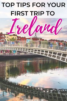Planning a vacation to Ireland? Check out this post written by a local which has everything you need to know about Ireland. Top Ireland travel tips that you need to know about. Travel Tips Tips Travel Guide Hacks packing tour Ireland Travel Guide, Europe Travel Tips, Travel Advice, Travel Guides, Travel Destinations, Budget Travel, Dublin Travel, Travel Hacks, Travel Packing