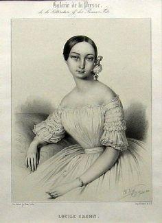 Lucile Grahn - 1819 - 1907