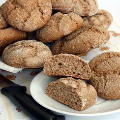 psenicno-zitne-chlebanky Healthy Baking, Bread, Cooking, Diabetes, Kitchen, Brot, Baking, Breads, Buns