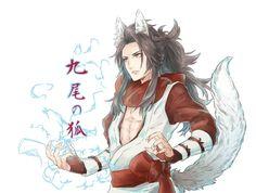 Fire Emblem Fates- Kitsune Ryoma