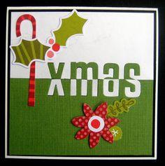 Scrapspul van Colien: Kerstkaart(en) #7