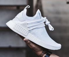 big sale c7313 925c0 Adidas Women Shoes - Custom triple white ,Adidas Shoes Online, - We reveal  the news in sneakers for spring summer 2017