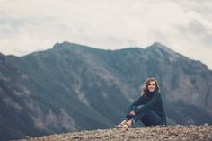Gorgeous Senior Session in the Mountains | Pam Omohundro ...