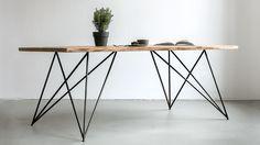 Oak Table Slim
