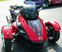 Can-Am Spyder Graphic