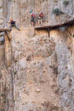 Caminito Del Rey...