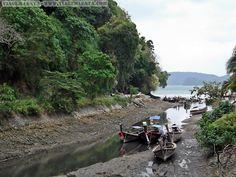 Dias 87 a 90 da viagem: Krabi, Au Nang e Koh Phi Phi, Tailândia - Viagem Lenta Krabi, Rio, Water, Outdoor, Littoral Zone, City, Gripe Water, Outdoors, Outdoor Games