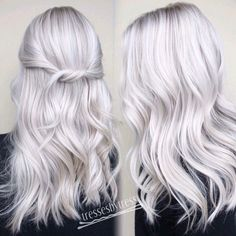 10 layered hairstyles & cuts for long hair in summer hair colors hairstyle models Long Hair Cuts colors Cuts Hair Hairstyle Hairstyles Layered Long models Summer Blonde Layered Hair, Silver Blonde Hair, Icy Blonde, Silver White Hair, Dyed White Hair, Silver Platinum Hair, Long White Hair, Platinum Blonde Hair, Blonde Wig