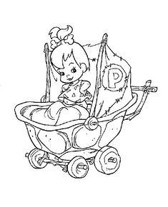 coloring page Flintstones - Flintstones